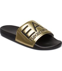 slipper visibility s shoes summer shoes pool sliders multi/mönstrad ea7