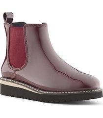 kensington waterproof rubber rain booties