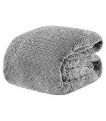 cobertor king tress 2,60 m x 2,20 m - home style