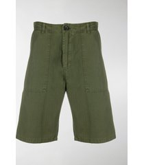 department 5 fatigue distressed effect shorts