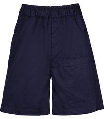 jil sander trouser shorts