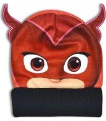gorro rojo footy heroes en pijamas funny store