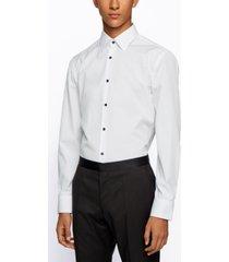 boss men's jano slim-fit shirt