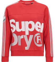 sweatshirt athletico crop crew