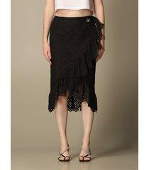 blumarine skirt skirt women blumarine