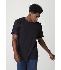 camiseta hering básica manga curta masculina em malha h+ masculina - masculino