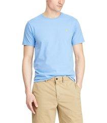 camiseta azul polo ralph lauren m classics blue