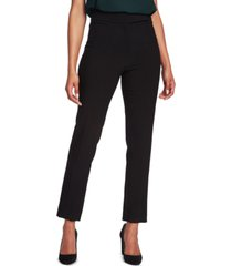 1.state seamed flat-front ankle pants