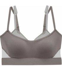 natori gravity contour underwire coolmax sports bra, women's, size 30c