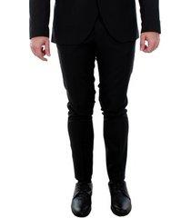 broek jack & jones 12141112 jprsolaris trouser noos black