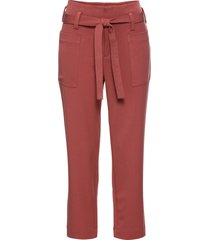 pantaloni a vita alta (rosso) - rainbow