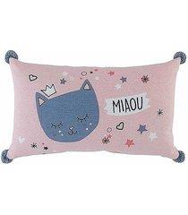 poduszka dla dzieci mimi chat różowa