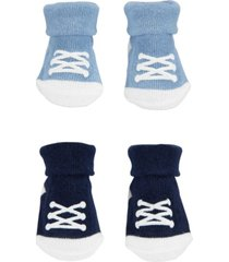 carter's baby boy 2-pack sneaker booties