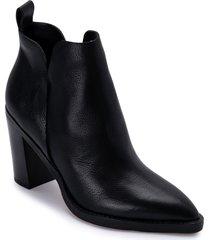 women's dolce vita shannon bootie, size 9.5 m - black