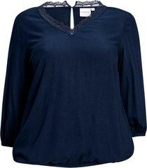 topp jrcazay 3/4 sleeve blouse