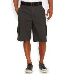 levi's men's snap cargo shorts