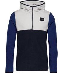 morigf hzh hoodie trui blauw peak performance