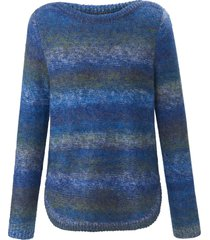trui met lange mouwen van peter hahn multicolour