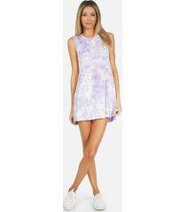 gilly le lavender cloud dress - lavender cloud l