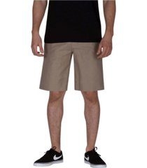 "hurley men's dri breathe 21"" shorts"
