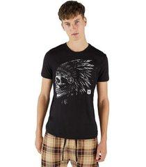 camiseta joss native masculina