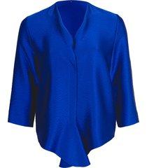 3/4 length sleeve fling blouse
