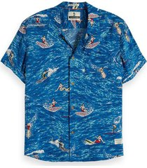 hawaiian fit shirt