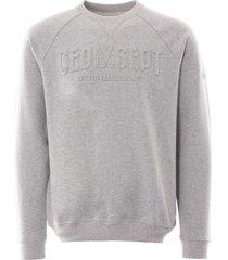 rad logo sweatshirt - grey spsw0018-gry