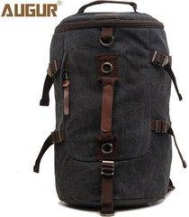 mochila para hombre, los hombres viajan bolsa de viaje-negro