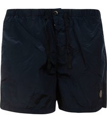 stone island lace-waist shorts