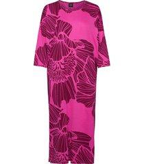 ladies kaftan, hely kimonos roze nanso