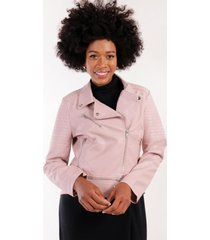 chaqueta rochef rosa night concept