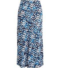 women's halogen bias cut a-line skirt