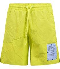 mcq alexander mcqueen drawstring track shorts
