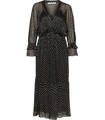 mawson maxiklänning festklänning svart iro