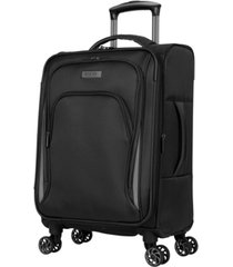 "kenneth cole reaction cloud city 20"" softside carry-on spinner"