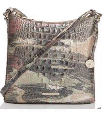 brahmin katie muse melbourne embossed leather crossbody
