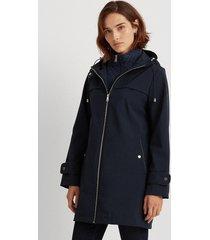 abrigo azul navy polo ralph lauren
