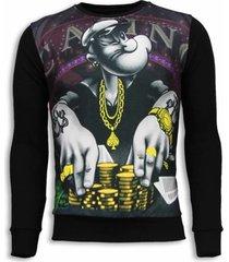 sweater local fanatic casino popeye - sweater -