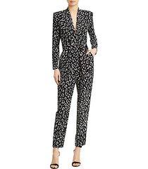 kieran leopard print jumpsuit