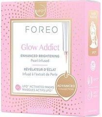 máscara facial para ufo foreo glow addict 6 unidades