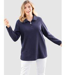 sweatshirt m. collection marine