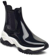 jayden 10 shoes boots ankle boots ankle boot - flat svart lemon jelly