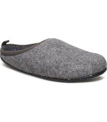 wabi slippers tofflor grå camper