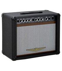 cubo amplificador para guitarra oneal ocg-200 60w 10 pol preto