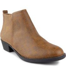 sugar women's trixy ankle booties women's shoes