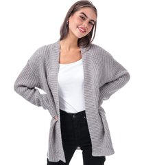 brave soul womens rib cardigan size 10 in grey