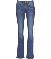 bootcut jeans g-star raw midge mid bootcut wmn
