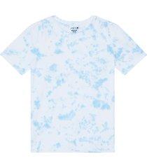 infant boy's joe's tie dye t-shirt, size 18m - blue