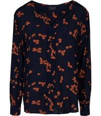 blouse tadney donkerblauw
